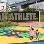 【無料】子連れでたっぷり遊べる!ナイキデザイン「スポーツパーク」豊洲に誕生