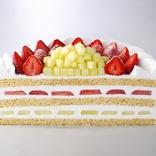 【美スイーツ】美しすぎる断面!「ニューオータニのクリスマスケーキ」が超一流クオリティ♪