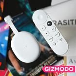 Chromecast with Google TVレビュー:価格も機能もベストなストリーミングデバイス