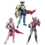 『仮面ライダー鎧武』デューク、シグルド、マリカが完全新規造形で立体化