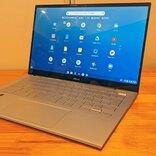 薄型・軽量で美しいデザインのChromebook 「ASUS Chromebook Flip C436FA」レビュー