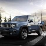 FCAジャパンが導入する初の電動化モデル「Jeep Renegade 4xe」発売