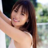 深田恭子、健康美が輝くタンクトップ姿の笑顔SHOT公開