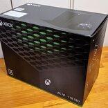 マイクロソフトの次世代ゲーム機「Xbox Seriex X」開封フォトレビュー 外箱・筐体外観・コントローラーをチェック
