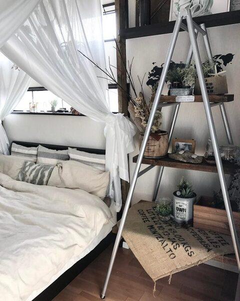 ベッドルームインテリア16