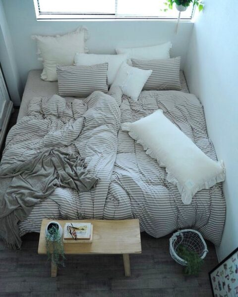 ベッドルームインテリア8