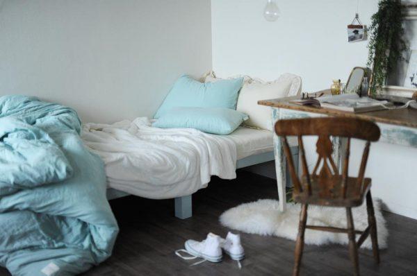 ベッドルームインテリア9