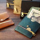 カード派も現金派も大満足!出し入れラクラクの薄型財布3選