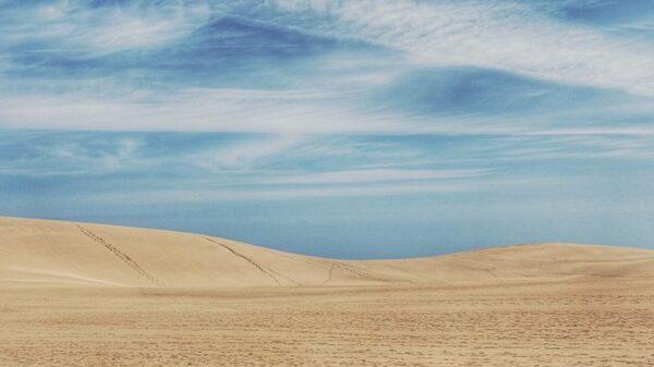 一度は行きたい日本の「鳥取砂丘」