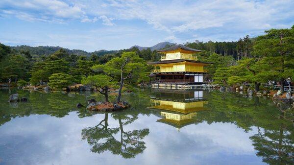 一度は行きたい日本の「金閣寺」