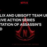 ゲーム『アサシンクリード』がドラマ化! Netflixとゲーム会社のUbisoftが提携、アニメ化の可能性も