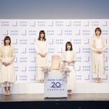 櫻坂46・菅井友香、初のイベント登壇で願い「決起集会ができたら」