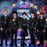 Sexy Zone 初の配信ライブに松島聡も登場、約2年6ヵ月ぶりの5人のステージにファン熱狂
