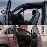 フィアット500 3+1とマツダMX-30。EVに「観音開きドア」が人気です