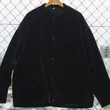 MUJI Laboの新作コーデュロイジャケット、このスタンドカラーのスッキリ感がたまらないぞ|マイ定番スタイル