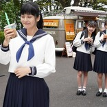TikTokフォロワー280万人超の現役中学生・Hinata『35歳の少女』に出演