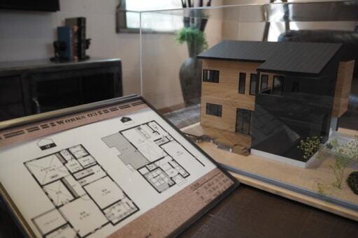ハウスメーカーの設計プラン