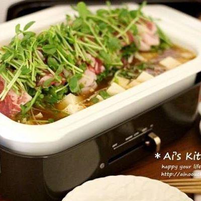 簡単にできて美味しい味噌キムチ鍋