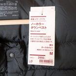 ユニクロより1000円安い 無印良品の「軽量ダウンベスト」はコスパ最強か