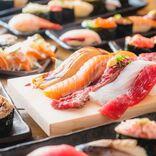 大人気「激安お寿司食べ放題」は、中トロ&ウニもOKの最高コスパ! 店舗が増えたよ♪