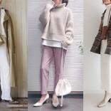 着太り回避! 重ね着、羽織り、色の効果で「細見え」する4つの方法