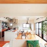 最小限の間取り変更で明るく開放的に。設備や建具にこだわったマンションリノベ