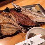 備長炭で焼かれた干物のおいしい香りが、箱根の街を包み込む!?【喜之助】