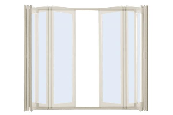 折り畳み窓
