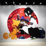 ノスタルジックで色鮮やかな世界を堪能 初出し作品含む集大成の展覧会『中村佑介展 BEST of YUSUKE NAKAMURA』レポート