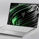 Razarの新型ラップトップ「RazerBook 13」。ビジネス向けだけど、光る