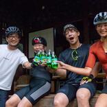 福田萌子も参加! 声優・野島裕史がサイクリング旅で富山の絶景~ご当地グルメを声優サイクリング仲間と満喫