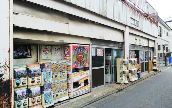 いながきの駄菓子屋探訪19コスモ2