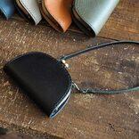 色も形も選べて自分好みに出会える!手仕事で作られた革小物特集