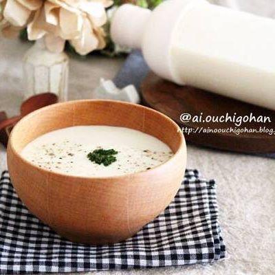 体調が悪い時にもおすすめ!豆腐スープ