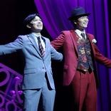 井上芳雄が全力で振り切った3枚目に! 吉沢亮はウブな会計士を熱演! ブロードウェイミュージカル『プロデューサーズ』が開幕