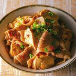 電子レンジだけで「ピリ辛肉豆腐」ができた!手抜き料理のコツ