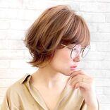 メガネに似合うショートヘア特集!大人女性におすすめの美人見えスタイル♪