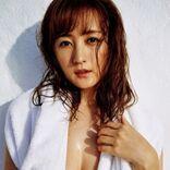 小松彩夏、濡れ髪セクシーショットに反響「styleいいなぁ」「写真集発売おめでとう」