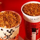 【THE ALLEY】本格派ティーストアからクリスマス限定のスイーツドリンクが新登場!