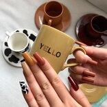 温もりを楽しむ♡「カフェネイル」のオシャレデザイン10選