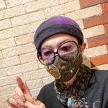美川憲一「可愛いと思わない?」自作のワニピアス公開