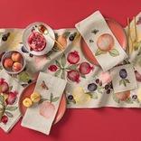 花や植物のモチーフで日常に華やぎを…ニューヨーク発・ボタニカルな愛が溢れるクラフトワークアート