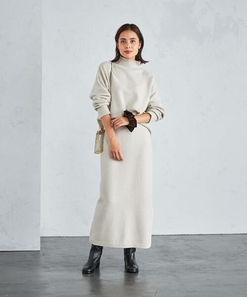 冬のかっこいい女性ファッション10