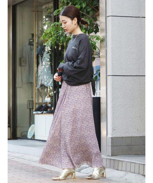 冬のかっこいい女性ファッション13