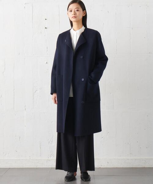 冬のかっこいい女性ファッション6