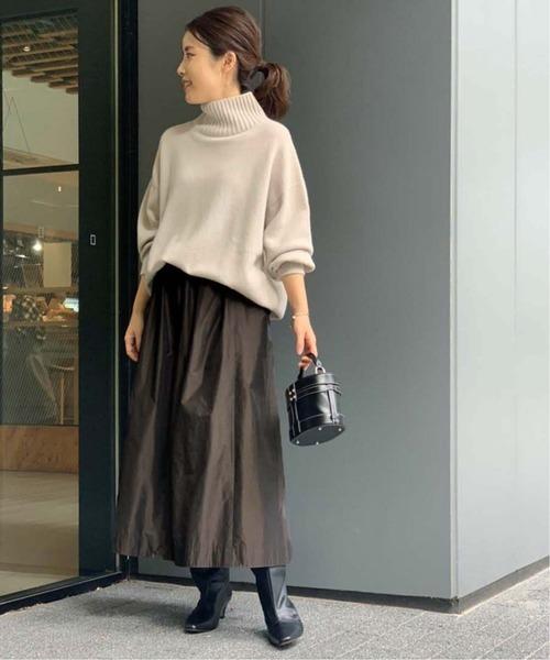 冬のかっこいい女性ファッション9
