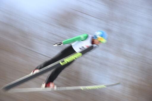 スキージャンプ競技
