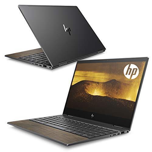 HP ノートパソコン HP ENVY x360 13 Wood Edition 13.3インチ フルHDタッチパネルディスプレイ 2in1 コンバーチブルタイプ AMD Ryzen 5/8GB/512GB SSD WPS Office付き(型番:8WE04PA-AAAB)