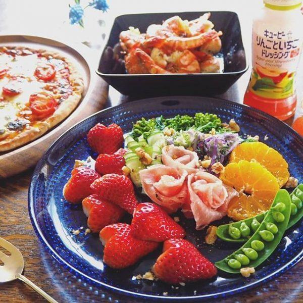 元気が出るレシピ!パワーサラダ