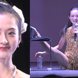 ミス東大が決定、超美女で超軟体!ミニスカ衣装で新体操!教養学部の1年生、神谷明采さん